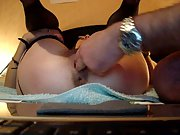 Hot and naughty good position to put many frigs in her